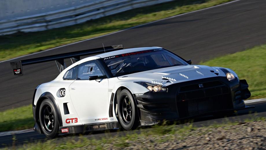 Nismo жасақтаған Nissan GT-R