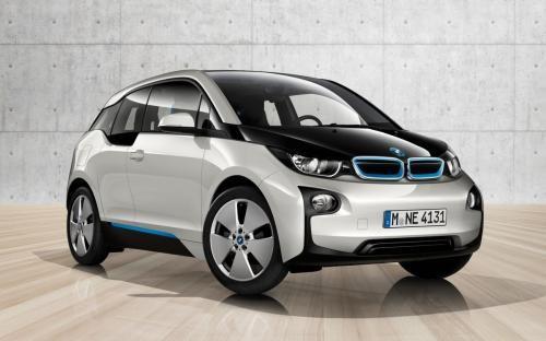 BMW i3 электромобилі жарыққа шықты