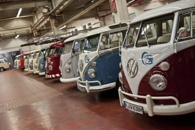 Автокөлік. Volkswagen көрмеде