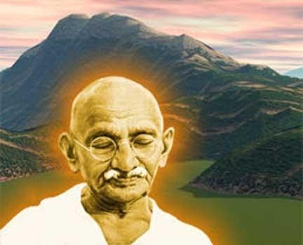 Махатма Гандидің нақыл сөздері