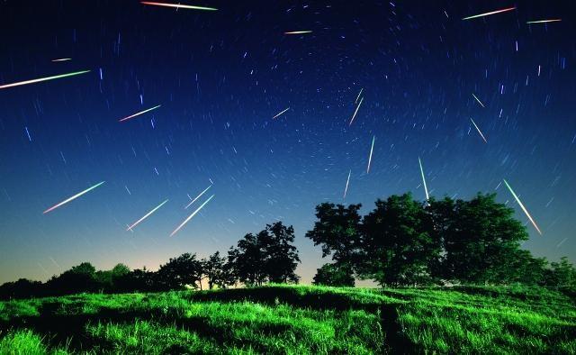 Бүгін қазақстандықтар метеорит жаңбырын тамашалай алады