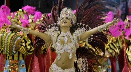 Бразилиялық әлемге танымал карнавал