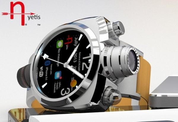 Hyetis Crossbow — 41-мегапиксельді камерасы бар