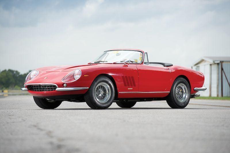 Ferrari спорткары 27,5 миллион долларға сатылды
