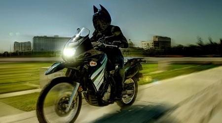 Helmet Dawg өндірген Бэтмен-шлем