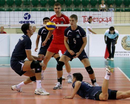 Волейболдан