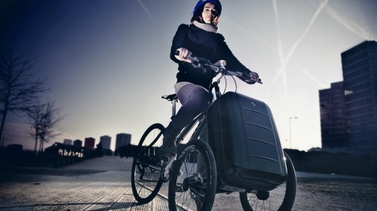 Жүкке арналған велосипед-трансформер