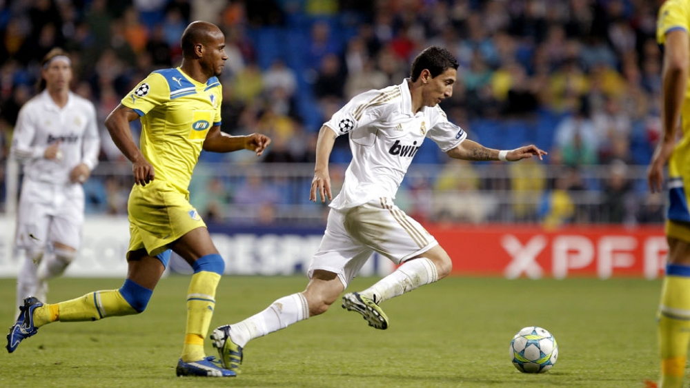 Реал Мадрид - Апоэл Никосия (5:2). (ВИДЕО)