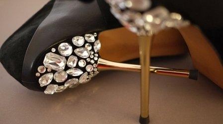 Сәнді туфли өз қолыңызбен: шеберлік сағаты