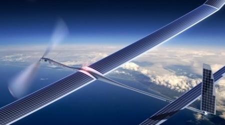 Solara - ұшқыш спутник