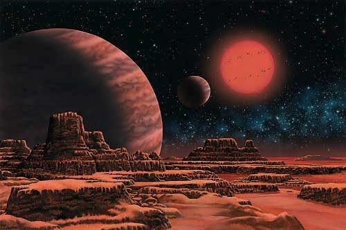 Басқа планетада өмір сүргіңіз келе ме?