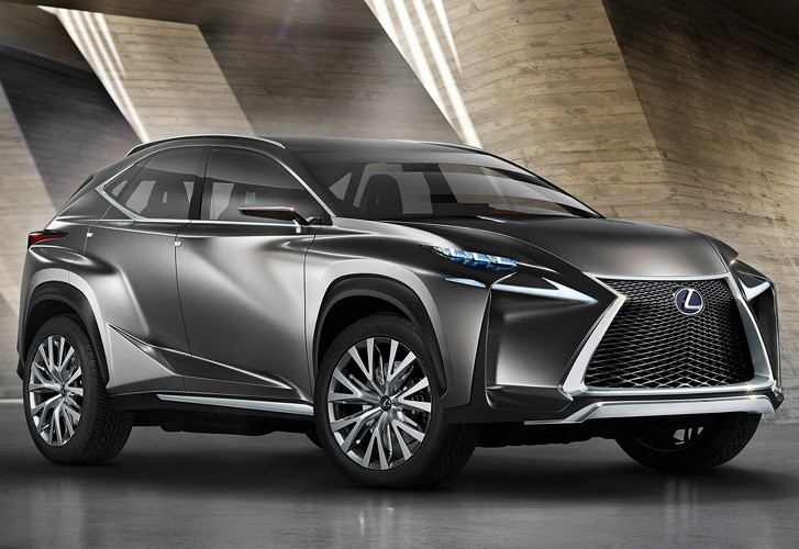 Lexus жаңа кроссоверін жария етті