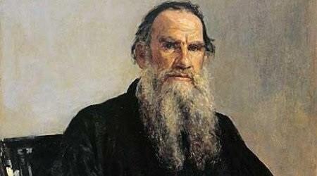 Жалаңаяқ жүрген Толстой