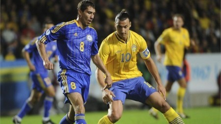 Қазақстан - Швеция. Ойын алдында...