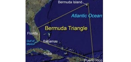 Бермуд үшбұрышының құпиялары