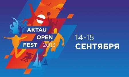 Ақтауда «Aktau open» фестивалі өтті