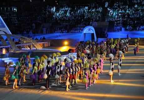 Жасөспірімдер мен қыздар арасында үшінші Еуразия спорттық ойындары басталды