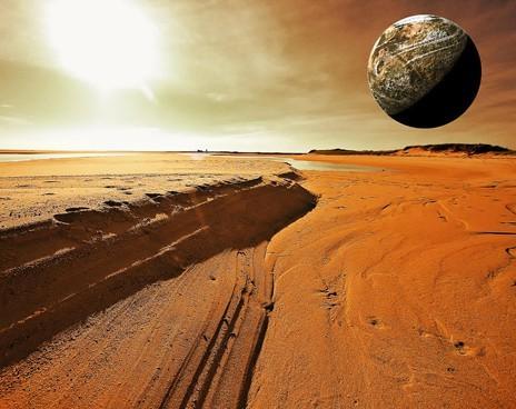 Марста тіршілік бар ма?