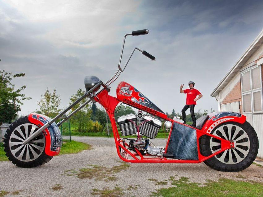 5 тонна тартатын мотоцикл