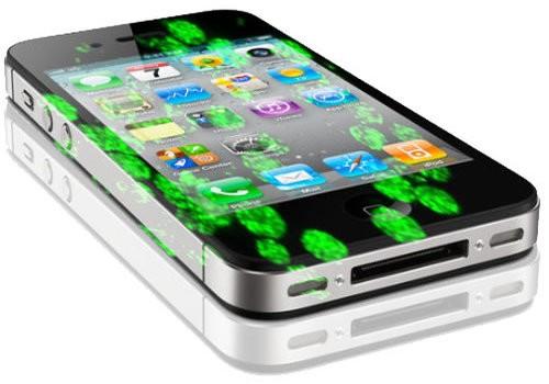 Смартфон мен әжетхана орындығы. Қайсысында микроб көбірек?