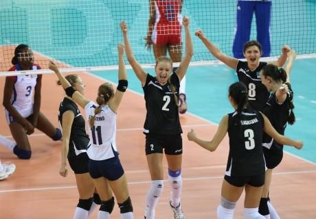 Азия чемпионаты мәресіне жетті
