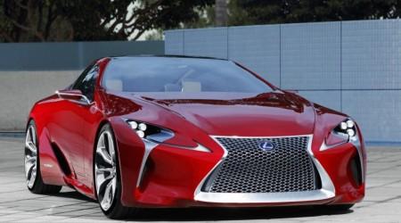Lexus купесінің бірінші суреттері пайда болды
