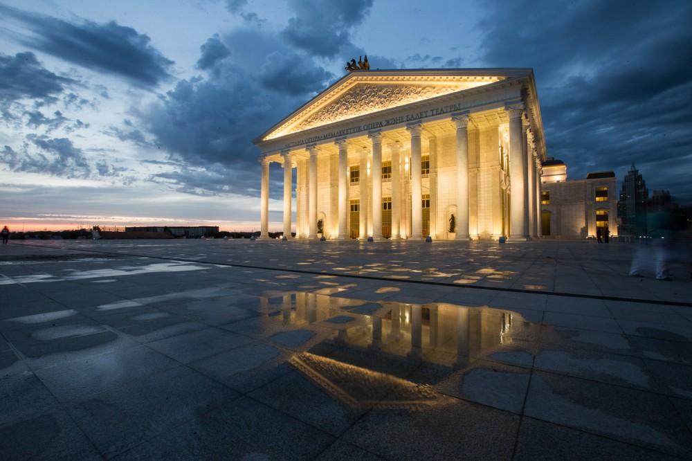 """""""Астана Опера"""" театрының әлемдік премьерасын онлайн түрде көре аласыздар"""