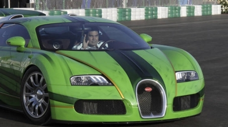 Түркменстан президенті автожарыста бірінші орынды иеленді