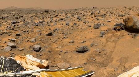 Сенсация: Марстан су табылды