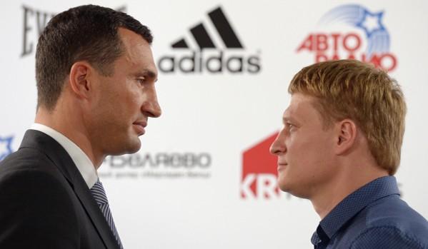 Кличко қарсыласынан 7 келіге ауыр болып шықты