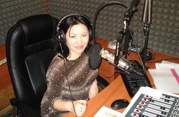 Айжан Алмасқызы: