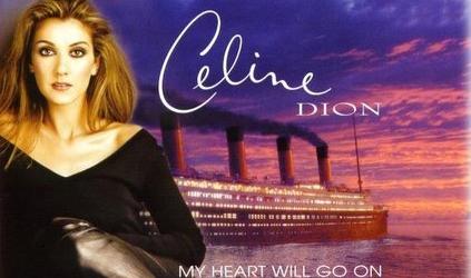 Cелин Дион - My Heart Will Go On (Менің жүрегім соғудан талмайды)