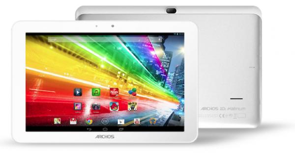 Archos ұсынған 3 планшет