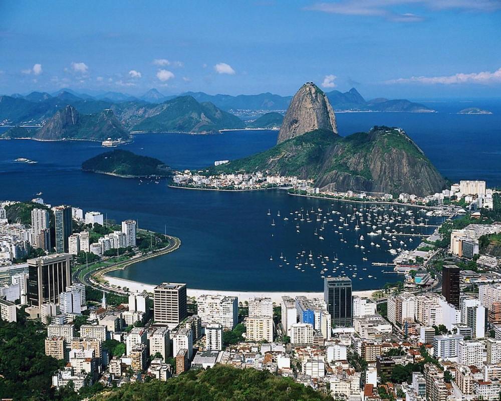 Бразилия – ұлы мүмкіндіктер елі