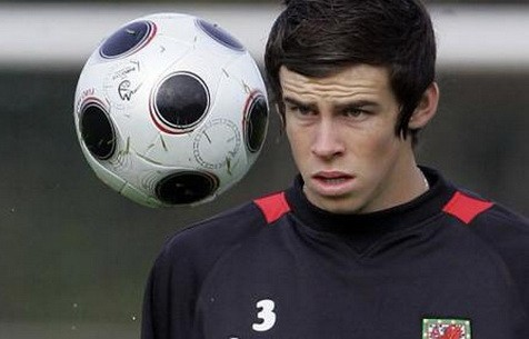 Бэйл – Уэльстың жыл футболшысы