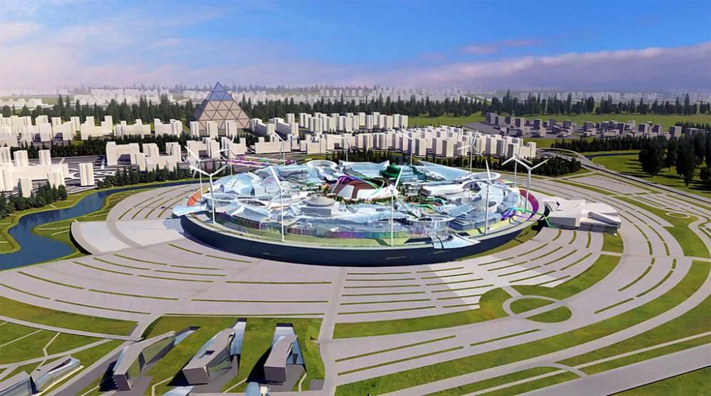 EXPO-2017 көрмесіне арналған қалашық құрылысы келер жылы басталмақ