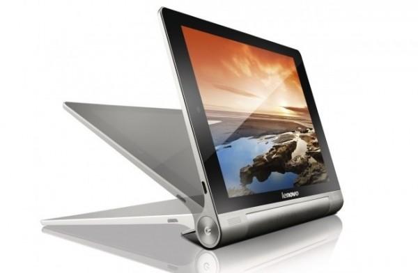 Lenovo планшеті мен Samsung Galaxy Round смартфоны
