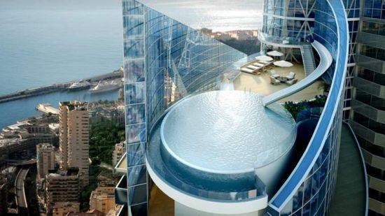 Құны 388 миллион тұратын пентхаус Монакода салынып жатыр