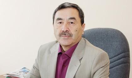Жұмабай Шаштайұлы.