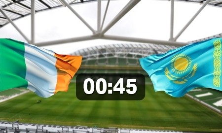 Әлем чемпионатына іріктеу ойындары. Ирландия - Қазақстан