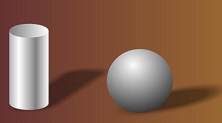 42. CorelDraw видеосабақ. 3D фигураларды салу және батырма жасау