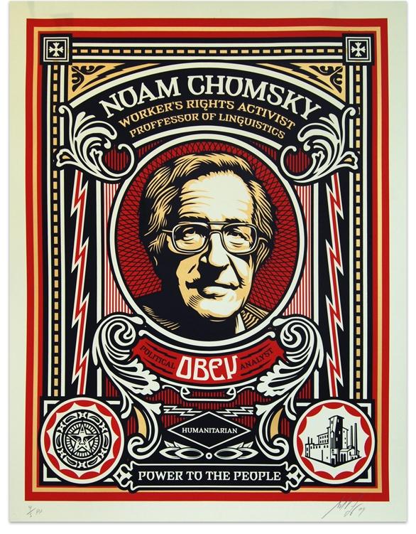 Ноам Хомский: «Тіл де құлақ пен көз секілді дүниені танудың бір құралы»