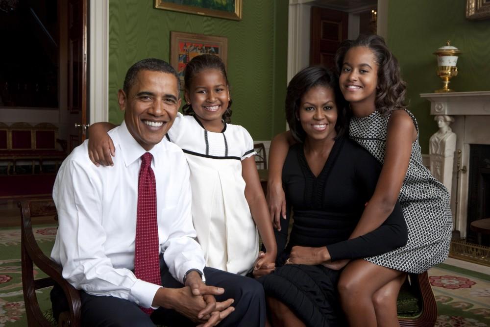 Обаманың отбасылық ережесі