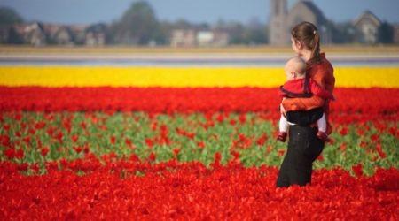 Ең бақытты балалар Нидерланд елінде өмір сүреді