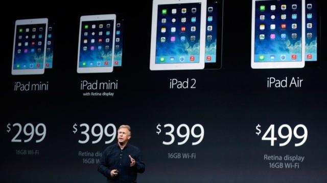 Apple жаңа өнімдерін таныстырды