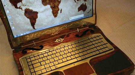 Ноутбук атадан балаға мирас болып қалады