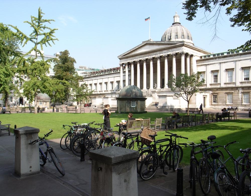 Лондон университет колледжі (University college London)