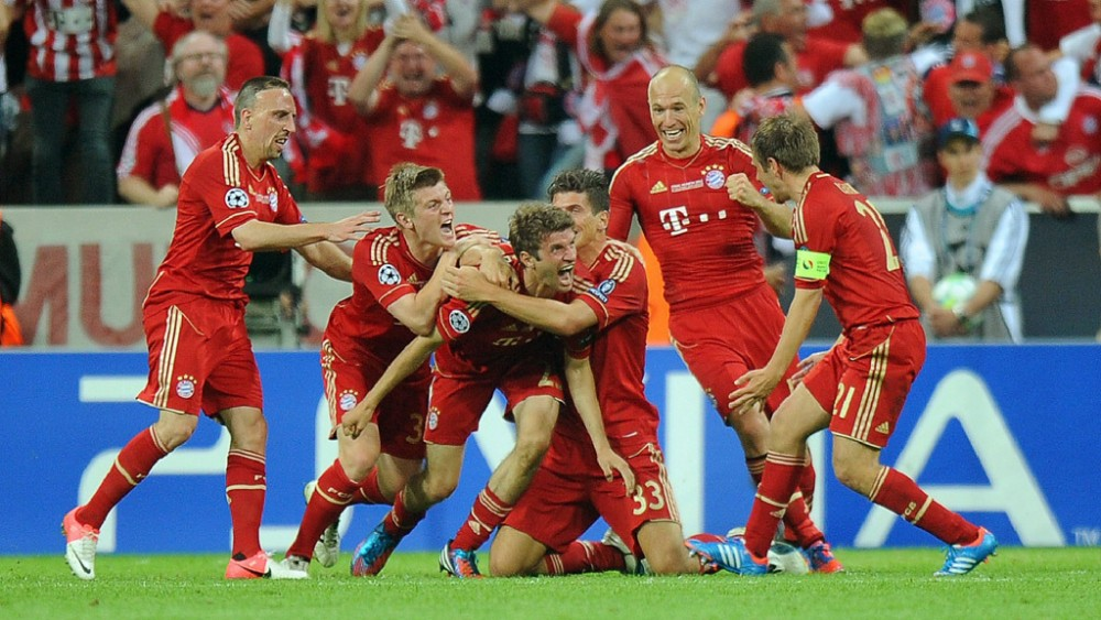 «Бавария» бундеслига рекордын жаңартты