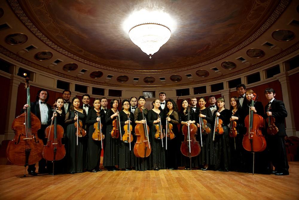 «Астана Опера» камералық оркестрі мен аспапты ансамбльдерінің тұсауын кеседі