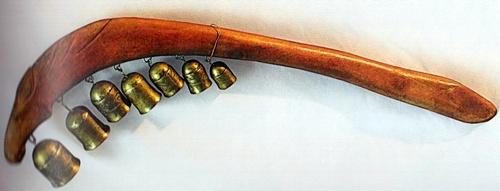 Қоңырау - ежелгі музыкалық аспап
